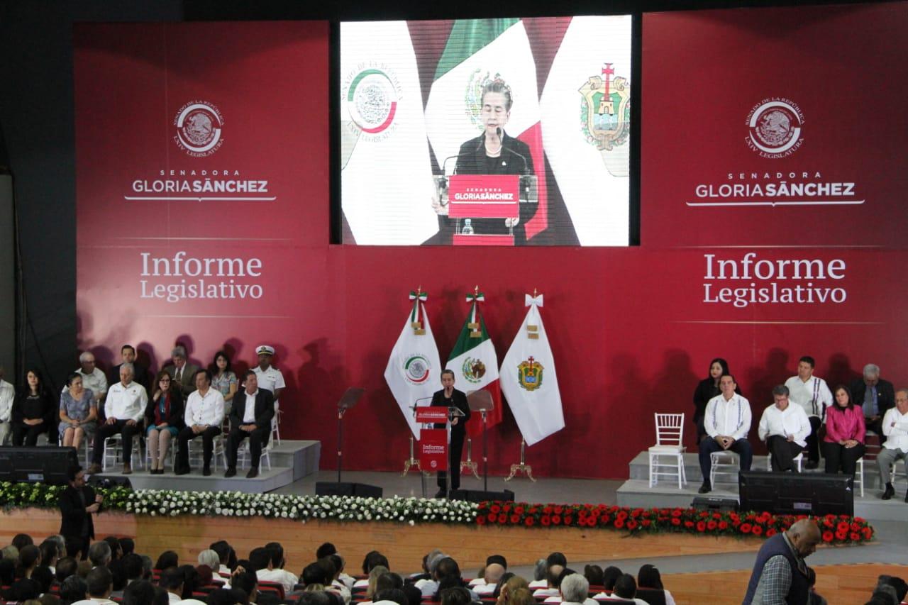 Veracruz se transforma si la sociedad y el gobierno caminan juntos.