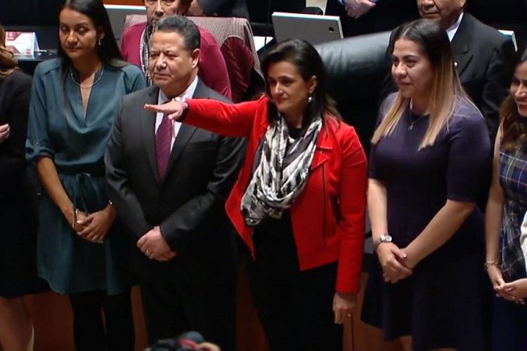 Margarita Ríos Farjat llega a la SCJN