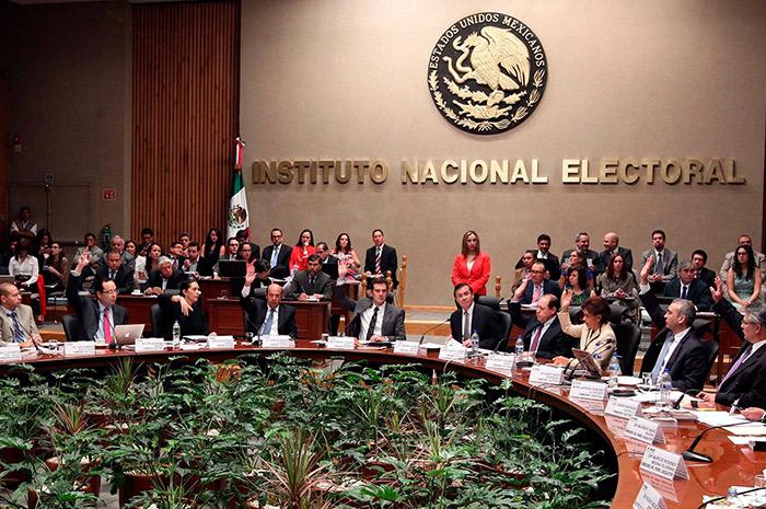 Presupuesto y Reforma del INE