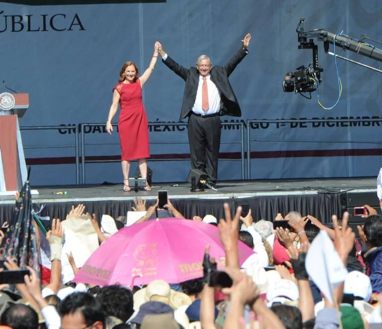 Un año de la cuarta transformación de México