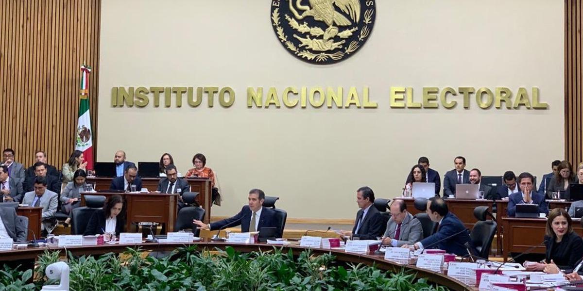 La ratificación del Secretario Ejecutivo del INE