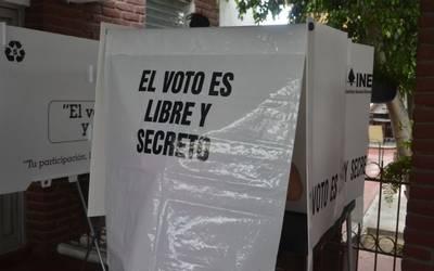 Entre espejos y ventanas / El inicio electoral
