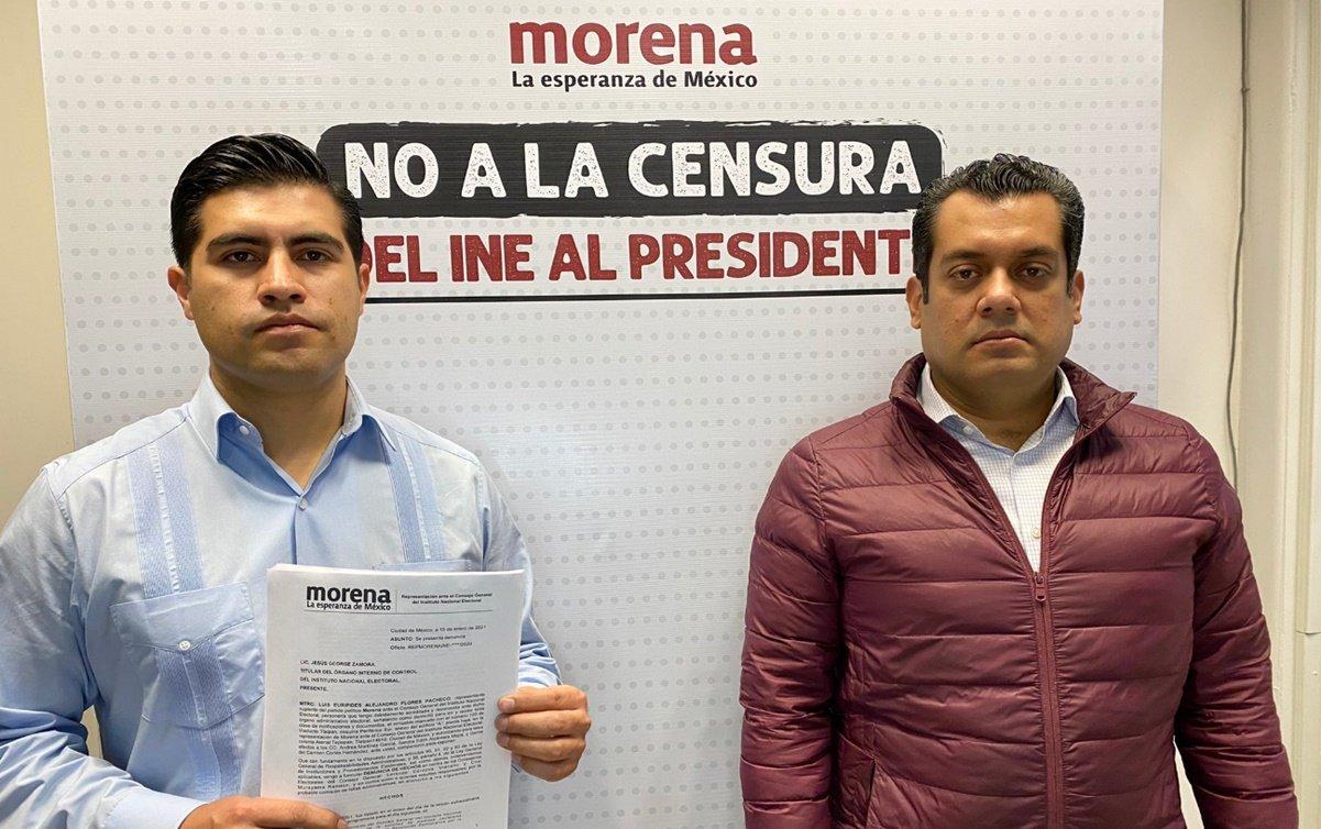 Gutiérrez Luna, entre lo institucional y el protagonismo